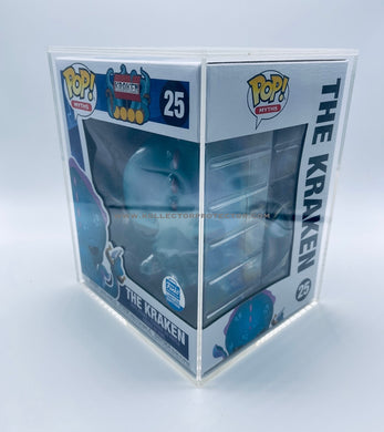 Funko POP! 6 Inch Hard Case made with 5mm thick UV PROTECTED acrylic