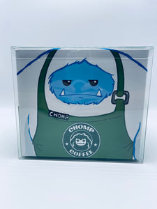 Abominable Toys BARISTA Chomp Box Protector made with 0.50mm thick PET Acid-Free Plastic - Please Read Description