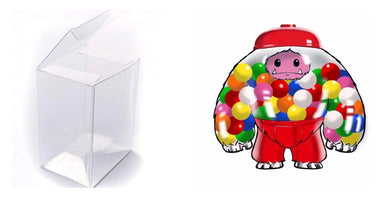 Abominable Toys GUMBALL Chomp Box Protector made with 0.50mm thick PET Acid-Free Plastic - Please Read Description
