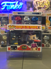 Load image into Gallery viewer, 2-Pack Funko POP! Protector made with 0.50mm thick PET Acid-Free Plastic (DOES NOT FIT NEW SDCC SONIC 2 PACK FUNKO)