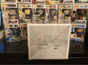 10 Inch Funko POP! Box Protector made with 0.50mm thick PET Acid-Free Plastic