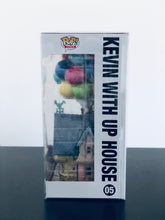 Load image into Gallery viewer, Disney Up House with Kevin Funko POP! Box Protector made with 0.50mm thick PET Acid-Free Plastic