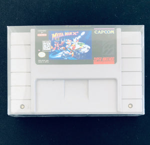Super Nintendo Cartridge Protectors made with 0.50mm thick PET Acid-Free Plastic FREE Economy Shipping!