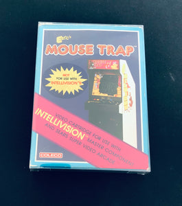 Atari, ColecoVision Video Game Box Protectors made with 0.50mm thick PET Acid-Free Plastic - Thickest on the Market! FREE Economy Shipping!
