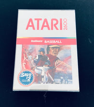 Load image into Gallery viewer, Atari, ColecoVision Video Game Box Protectors made with 0.50mm thick PET Acid-Free Plastic - Thickest on the Market! FREE Economy Shipping!