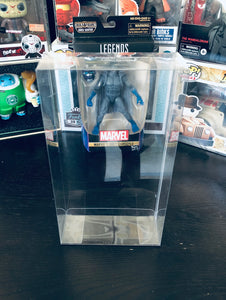 Marvel Legends Box Protectors made with 0.50mm thick PET Acid-Free Plastic