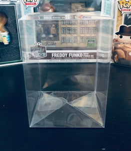 Gelatinous Cube Funko POP! Protector made with 0.50mm thick PET Acid-Free Plastic - Please Read Description
