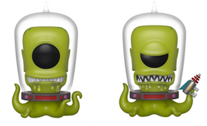 KANG & KODOS 2-Pack Funko POP! Protector made with 0.50mm thick PET Acid-Free Plastic - Please Read Description