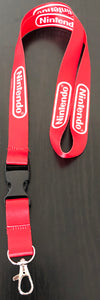 Video Game Lanyard Keychain - Several to Choose From - SEGA, NINTENDO, XBOX, PLAYSTATION, MULTI-LOGO