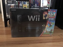 Load image into Gallery viewer, Nintendo Wii Black/Red Edition Console Box Protector made with 0.50mm Thick Plastic - Sturdiest Protectors on the Market!