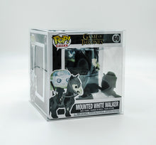 Load image into Gallery viewer, Jim Lee Deluxe Joker/Lion King Scar/White Walker on Horse Funko POP! Protector made with 0.50mm thick PET Acid-Free Plastic