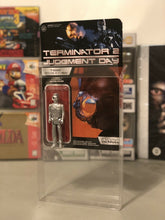 Load image into Gallery viewer, Funko Reaction Figures Card Back Protectors made with 0.50mm thick PET Acid-Free Plastic