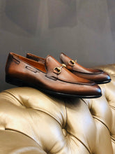 Load image into Gallery viewer, 002 - Fabio DIVAYO slip on: Brown