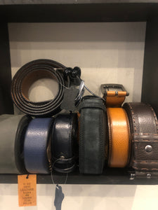 Leather Belt 1 —R 750