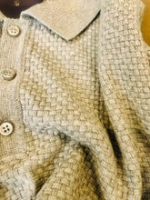 Load image into Gallery viewer, 11194: knitted top - Grey