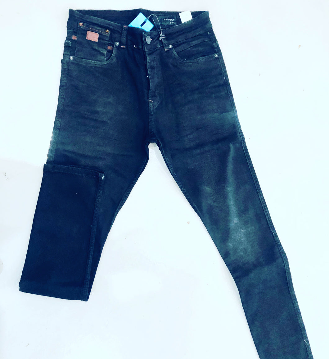 PE6716 Jeans: Charcoal