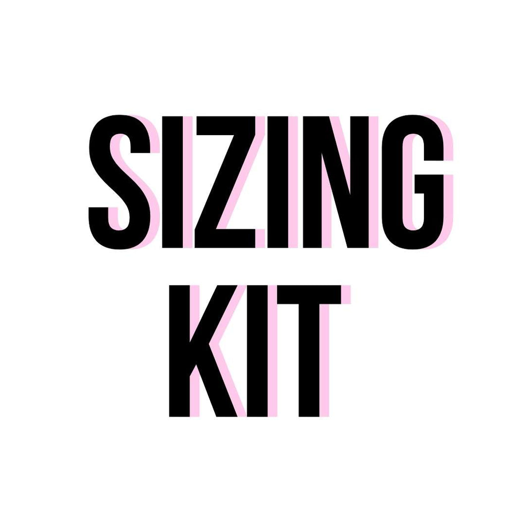SIZING KIT - The Nail Press