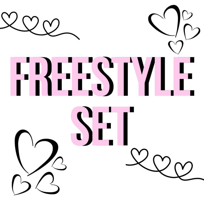 FREESTYLE SET - The Nail Press