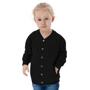 Iconic Express - baby organic bomber jacket - Iconic Express