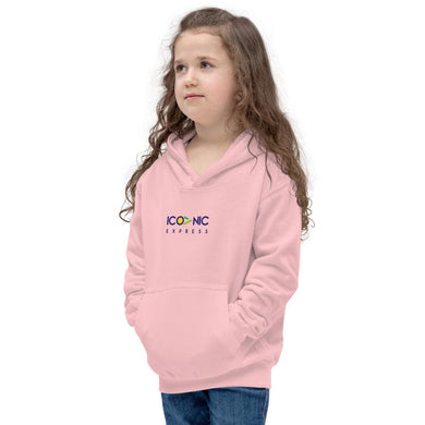 Iconic Express - kids hoodie