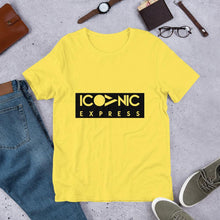 Load image into Gallery viewer, Iconic Express - Unisex T-Shirt-Iconic Express-Iconic Express