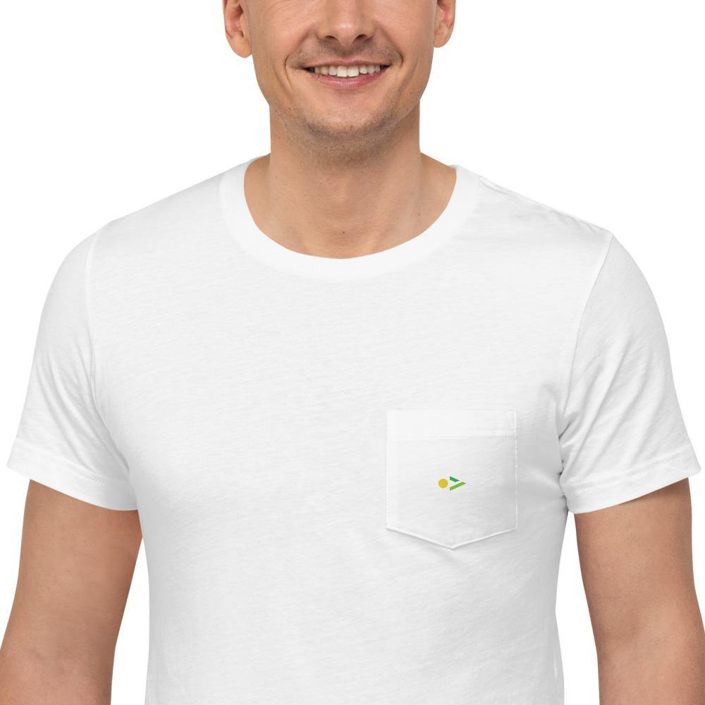 Iconic Express - Unisex Pocket T-Shirt