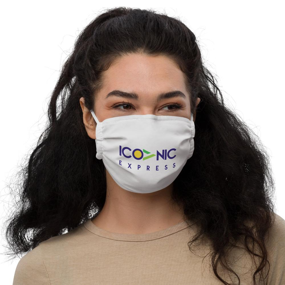 Iconic Express - Grey Face mask - Iconic Express