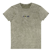 Load image into Gallery viewer, Iconic Express denim t-shirt - Iconic Express