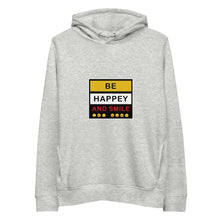 Load image into Gallery viewer, Be HAPPEY - unisex pullover hoodie