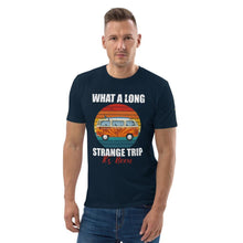 Load image into Gallery viewer, Long strange trip - unisex organic cotton t-shirt