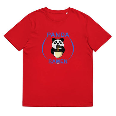 Panda - unisex organic cotton t-shirt
