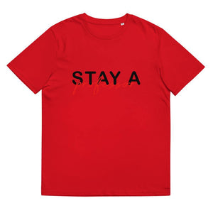 Stay a professor - unisex organic cotton t-shirt - Iconic Express