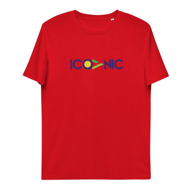 Iconic Express unisex organic cotton t-shirt