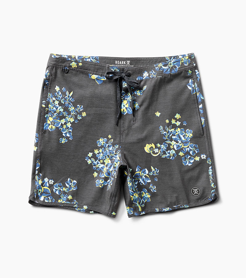 Chiller Forget Me Not Boardshorts 17""
