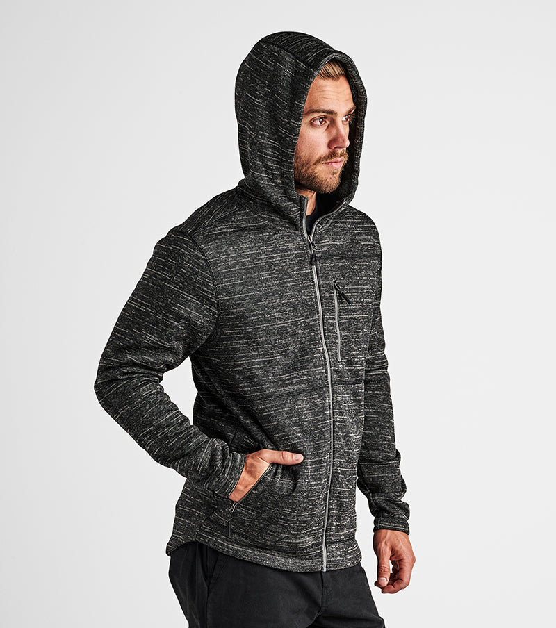 Roadrunner Performance Zip Hoodie