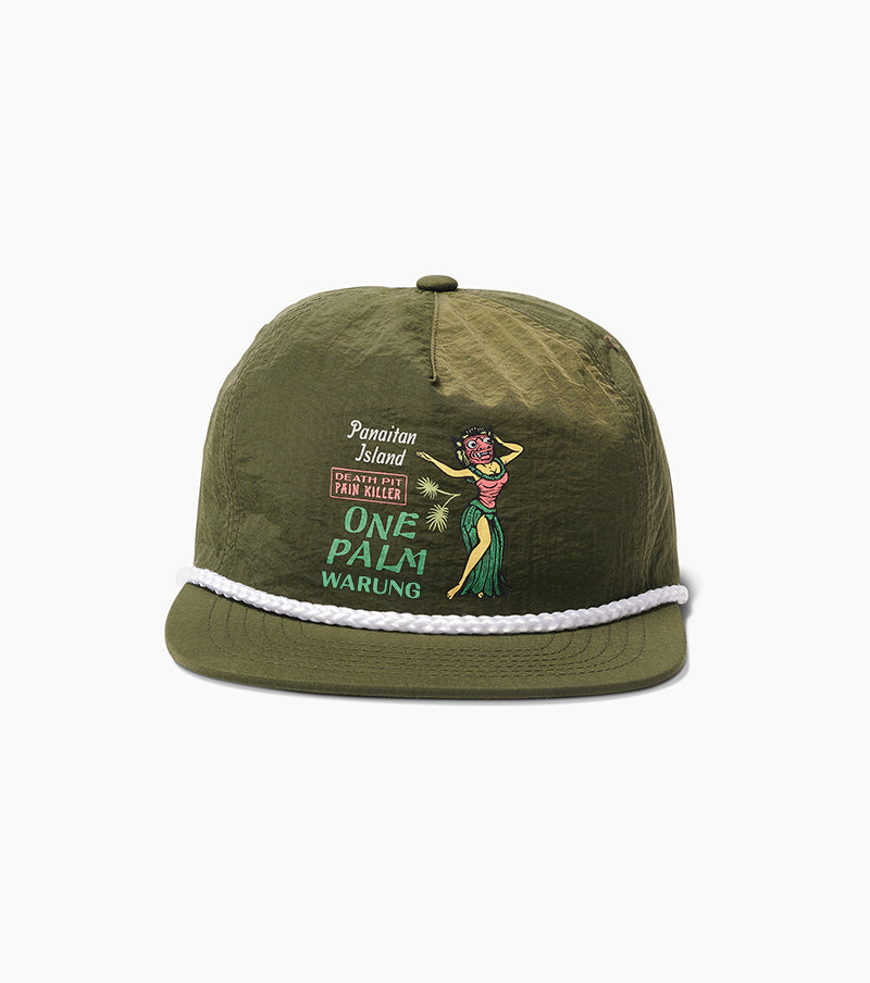 One Palm Warung Snapback Hat