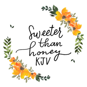 Sweeter Than Honey KJV