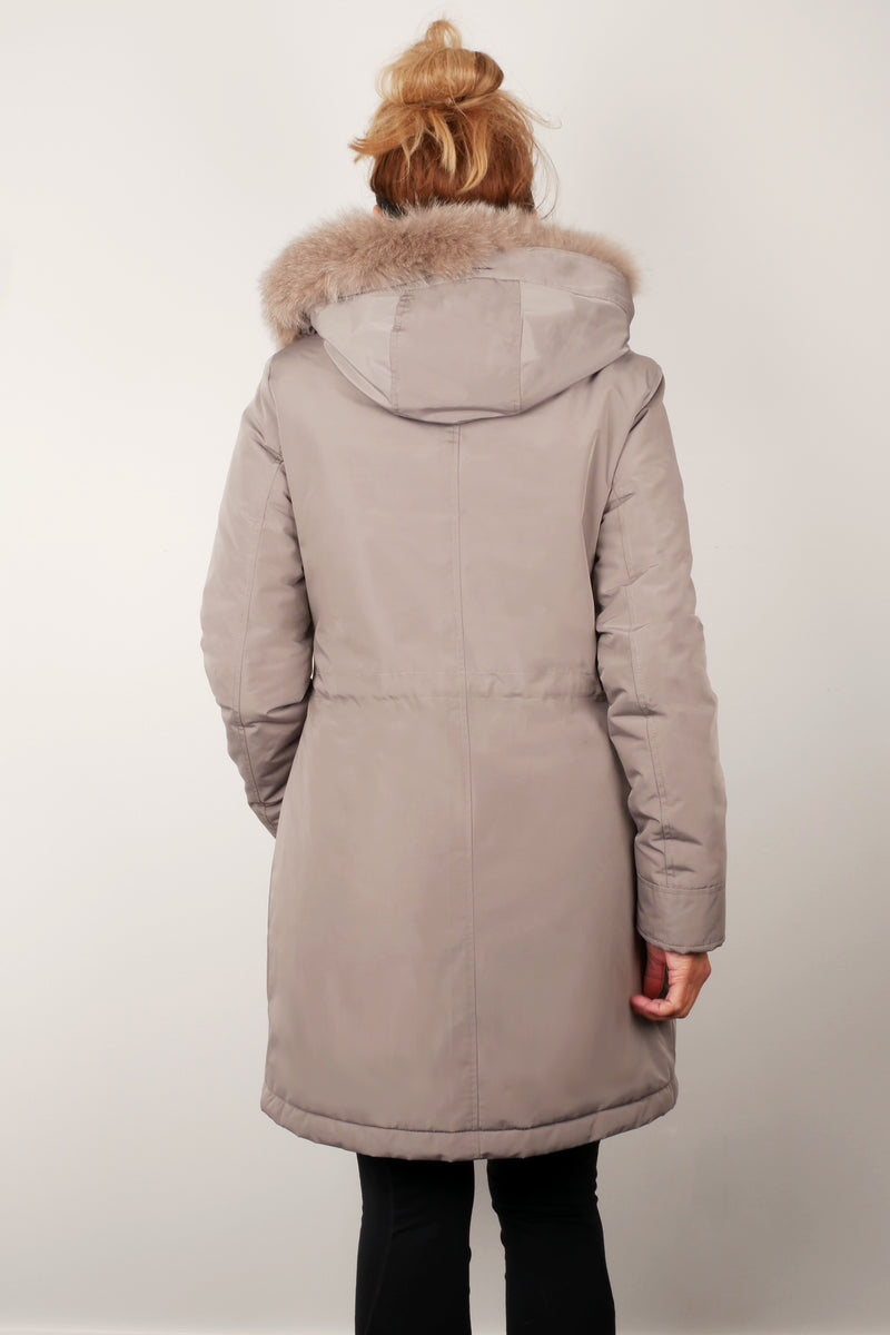 Nuage -  Real fur coat