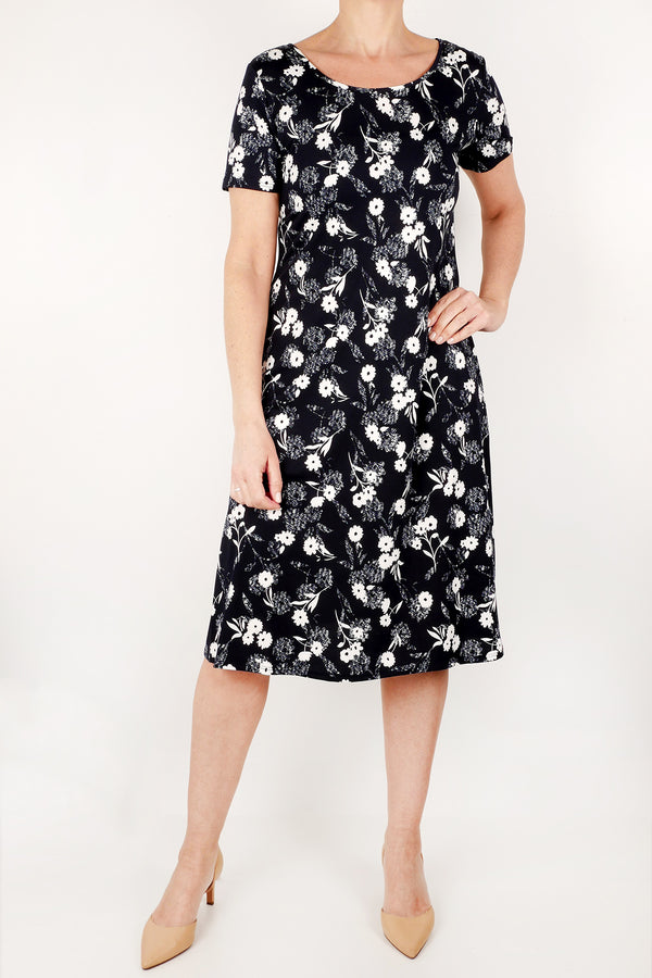 Mandee floral print sun dress