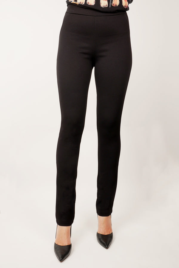 Pinpoint - Side pleather detail pant