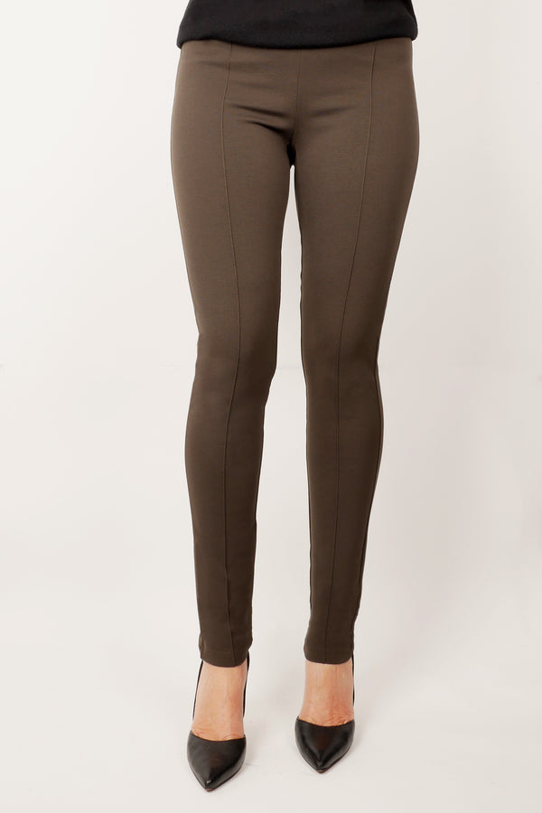 Pinpoint - Pull on pintuck detail pant