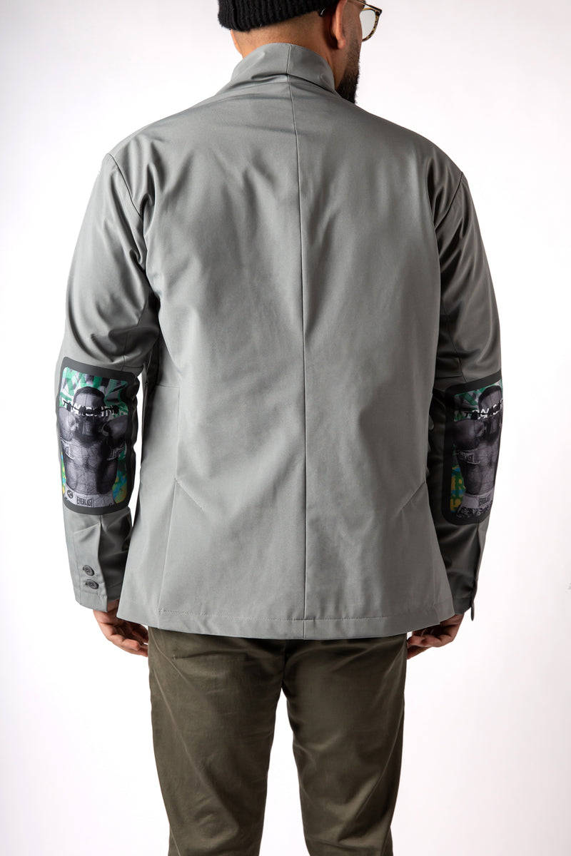 'The Boxer' Tech Blazer (EP): Grey
