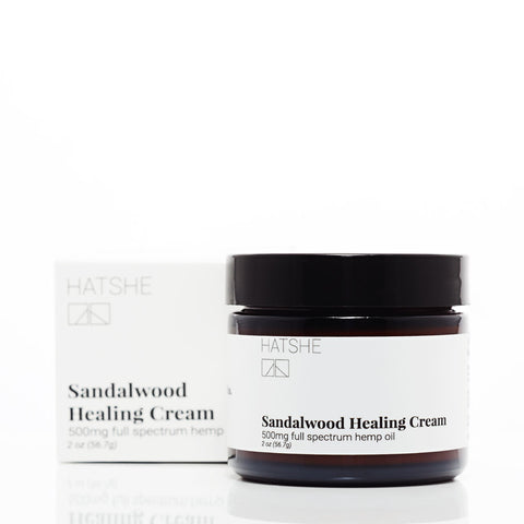 Sandalwood Healing Cream - BODY100