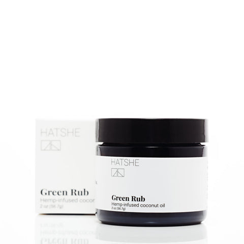 Green Rub - BODY100
