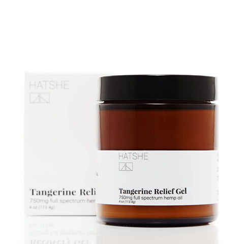 Tangerine Relief Gel - BODY100