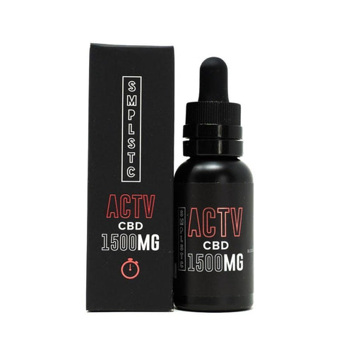 ACTV - CBD Oil Tincture - 1500mg - BODY100