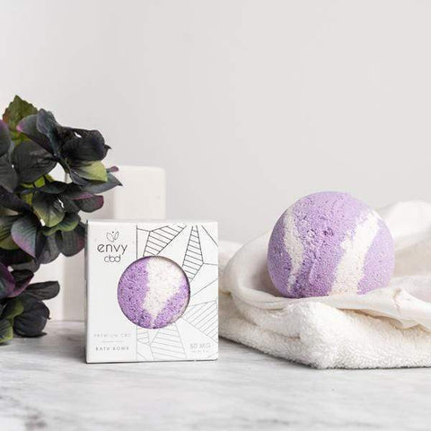 CBD Bath Bomb - Serenity - BODY100