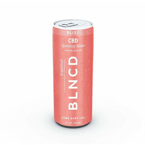 CBD Sparkling Water - BLISS