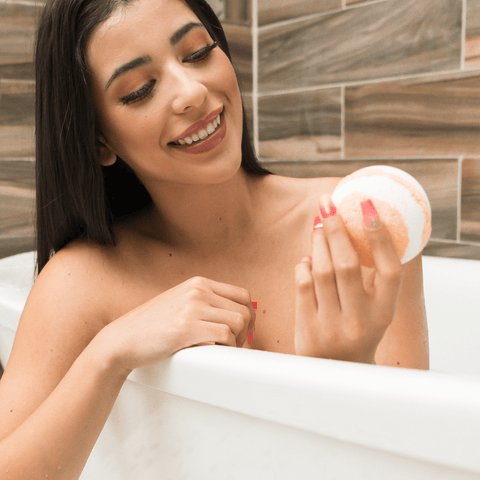 CBD Bath Bomb - Comfort - BODY100