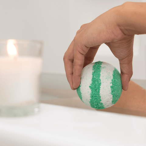 CBD Bath Bomb - Peace - BODY100